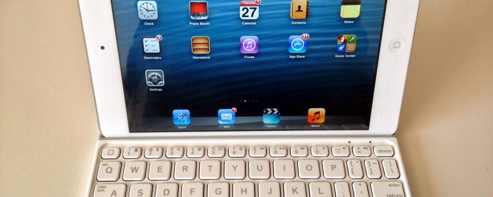 Logitech Keyboard for iPad Mini