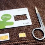 Tools Needed to Cut a SIM Into a Nano SIM Card